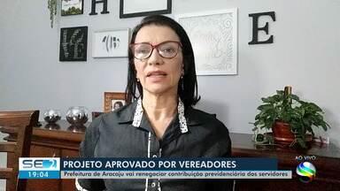 Prefeitura de Artacaju vai renegociar contribuição previdenciária dos servidores - Prefeitura de Artacaju vai renegociar contribuição previdenciária dos servidores.