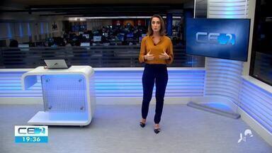 Começou hoje a fiscalização que multa quem não usa máscara no Ceará - Saiba mais no g1.com.br/ce