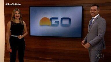 Veja os destaques do Bom Dia Goiás desta sexta-feira (21) - Dia amanhece mais frio e surpreende goianos.