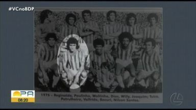 Conheça a origem do apelido Patrulheiro, artilheiro que marcou época no Paysandu - Conheça a origem do apelido Patrulheiro, artilheiro que marcou época no Paysandu