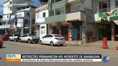 Prefeitura mantém restrições no Nordeste de Amaralina; Pirajá e Mata Escura saem da lista - O prefeito ACM Neto anunciou que uma operação da polícia e do poder público municipal vai combater aglomerações neste fim de semana, nas comunidades da capital.