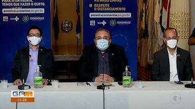 Petrolina e Salgueiro passam para a etapa 6 do Plano de Convivência com o novo coronavírus - O governo do estado anunciou que Ouricuri não vai avançar de fase, mesmo depois da quarentena mais rigorosa.