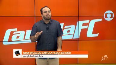 Quer dicas do Cartola para #5 rodada? Juscelino Filho compartilha - Saiba mais em g1.globo/ce