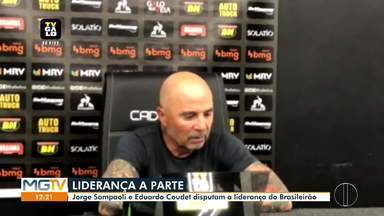 Confira os destaques do esporte desta sexta-feira (21) - Neste sábado (22) tem jogo valendo a liderança do campeonato entre Internacional e Atlético-MG.
