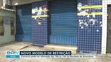 Comércio pode ser retomado no bairro de Nordeste de Amaralina, em Salvador - Horário de funcionamento será de 10h às 16h.