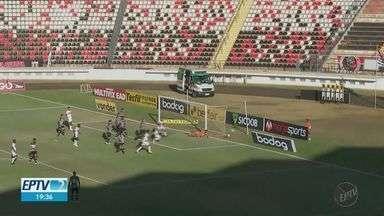 Botafogo-SP perde em casa para o Figueirense pela Série B - Placar foi de 1 a 0.