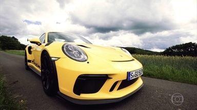 Veja em detalhes uma das versões mais rápidas do Porsche 911 - Veja em detalhes uma das versões mais rápidas do Porsche 911