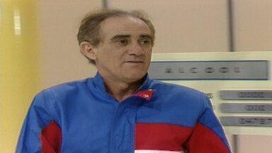 Episódio 18 - Programa humorístico protagonizado pelo o quarteto atrapalhado Didi, Dedé, Mussum e Zacarias.