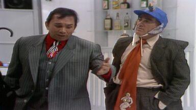 Episódio 28 - Programa humorístico protagonizado pelo o quarteto atrapalhado Didi, Dedé, Mussum e Zacarias.