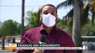 Defensoria Pública leva falta de atendimento pediátrico na UPA de São Pedro à justiça - Funcionários também estão com salários atrasados.