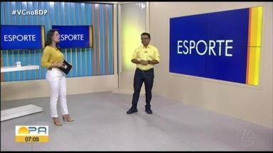 Carlos Ferreira comenta os destaques do esporte paraense nesta terça-feira (1º) - Carlos Ferreira comenta os destaques do esporte paraense nesta terça-feira (1º)