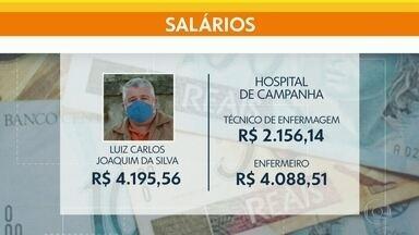 Edimilson Ávila fala sobre denúncia de esquema para impedir denúncias da saúde no Rio - Edimilson Ávila fala sobre denúncia de esquema para impedir denúncias da saúde no Rio.