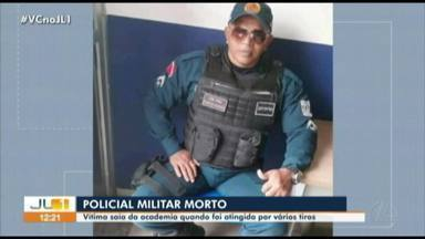 PM é morto a tiros em frente à academia no bairro do Guamá, em Belém - PM é morto a tiros em frente à academia no bairro do Guamá, em Belém
