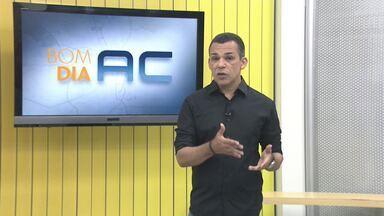 Paulo Henrique Nascimento fala ao BDA sobre as notícias do esporte nesta terça (1) - Paulo Henrique Nascimento fala ao BDA sobre as notícias do esporte nesta terça (1)