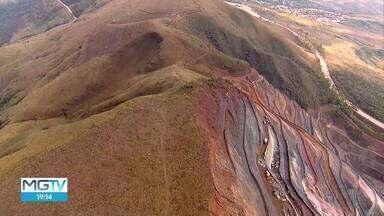 Mineradora quer mudar limites de unidade de conservação em Moeda e provoca polêmica - Um projeto de Lei foi apresentado na Assembleia Legislativa Legislativa. O objetivo da proposta é permitir a mineração em parte da área de preservação.