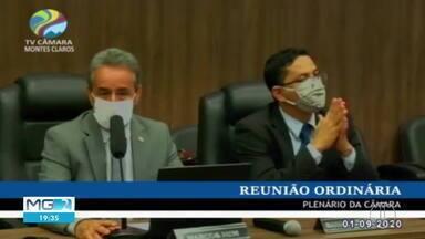 Inter TV recebe homenagens pelos 40 anos - Emissora foi homenageada na Assembleia de Minas. Câmara de vereadores de Montes Claros votou requerimento para homenagear Inter TV.