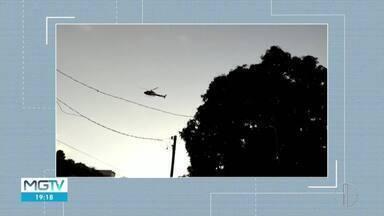 Polícias Civil e Militar fazem operação contra o tráfico de drogas em Governador Valadares - Foram cumpridos dez mandados de busca e apreensão.