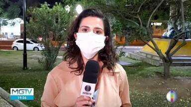 Caratinga confirma 41ª vítima de Covid-19 na cidade - Veja mais sobre a doença na região.