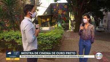 Mostra de Cinema de Ouro Preto começa nesta quinta-feira (3) - Neste ano, por causa da pandemia, o evento será realizado pela internet.