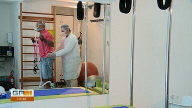Pacientes que superaram a Covid-19 precisam fazer terapias - O papel dos fisioterapeutas tem sido fundamental