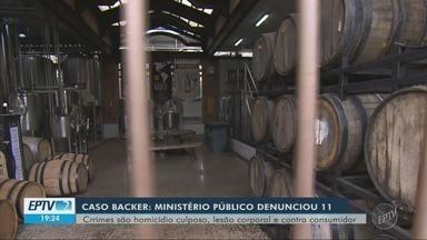 Ministério Público denuncia 11 por crimes no Caso Backer - Ministério Público denuncia 11 por crimes no Caso Backer