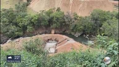 TJMG derruba liminar que proibia obras de centrais hidrelétricas em Alagoa - TJMG derruba liminar que proibia obras de centrais hidrelétricas em Alagoa