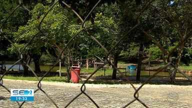 Parque da Cidade é reaberto após cerca de cinco meses - Parque da Cidade é reaberto após cerca de cinco meses.