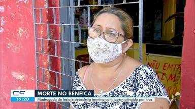 Madrugada de festa e bebedeira termina com jovem morto no benfica - Saiba mais em: g1.com.br