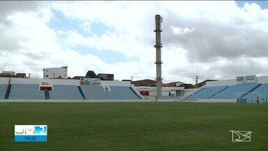 Estádio Nhozinho Santos é reaberto neste sábado (5) - O apresentador Olavo Sampaio tem mais informações.