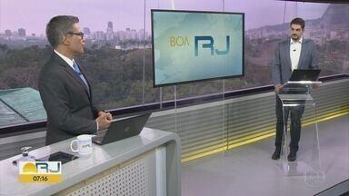 Bom Dia Rio - Edição de segunda-feira, 07/09/2020 - As primeiras notícias do Rio de Janeiro, apresentadas por Flávio Fachel, com prestação de serviço, boletins de trânsito e previsão do tempo.
