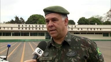 Morre com Covid-19 o General Carlos Augusto Sydrião - Ele tinha 53 anos e estava na comitiva liderada pelo ex-presidente Michel Temer que viajou ao Líbano para ajudar o país.