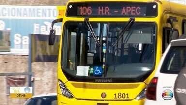 Na fase amarela, linhas de ônibus continuam sem mudanças - Confira as notícias relacionadas à pandemia.