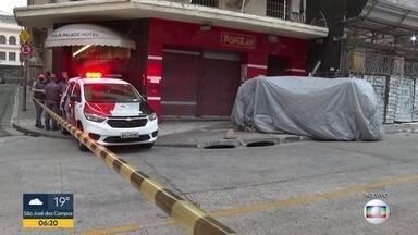 Dois suspeitos foram presos após perseguição - Perseguição começou na Lapa, passou pelo centro e só foi terminar na Zona Sul.