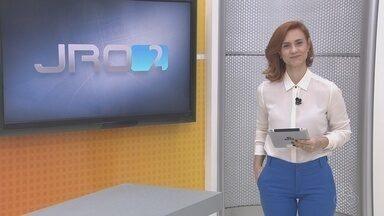 Confira a íntegra do JRO2 de sábado, 12 de Setembro - Telejornal é apresentado por Karina Quadros.