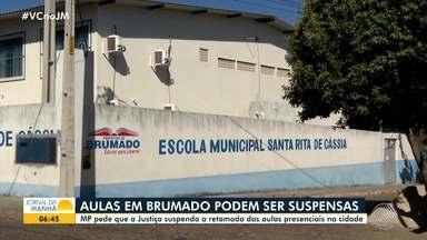 MP pede que aulas não sejam retomadas em Brumado; ano letivo em Itabuna começa essa semana - Saiba mais informações sobre o impasse do retorno das atividades escolares por causa da pandemia.