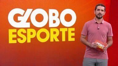 Veja o Globo Esporte SP desta segunda-feira (14/09) - Veja o Globo Esporte SP desta segunda-feira (14/09)