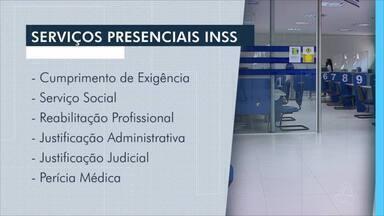 Seis agências do INSS em RO retomam atendimento presencial nesta segunda, 14 - Apenas 15% dos funcionários estão trabalhando. Agendamento prévio é necessário nesta fase da retomada gradual das atividades.