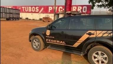 PF deflagra operação que investiga fraudes no sistema do Ibama - As fraudes no sistema do Ibama permitiam a anulação de multas ambientais e também a liberação de áreas que estavam embargadas na Amazônia Legal.