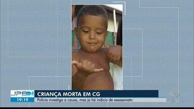 Menino de 4 anos morre, e polícia investiga se houve agressão, em Campina Grande - Principal suspeita é a madrasta da criança