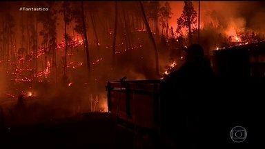 Planeta em chamas: até na gelada Sibéria, os incêndios florestais estão fora do controle - O que explica tantos incêndios florestais, cada vez mais difíceis de controlar, ocorrendo no mundo todo? A resposta é: o aquecimento global. A combinação de menos chuvas, menos umidade no ar e terra mais seca formam as condições ideais para o fogo se alastrar em diversos países.