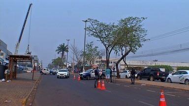 Ação do Rotary alerta sobre a prevenção dos acidentes de trânsito - .