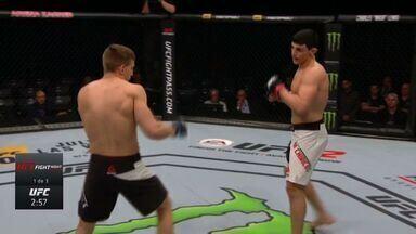UFC Rothwell x Dos Santos - Alessio Di Chirico x Bojan Velickovic - Luta entre Alessio Di Chirico (IT) x Bojan Velickovic (RS), válida pelo UFC Rothwell x Dos Santos - Peso Médio, em 10/04/2016.