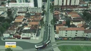 Doria autoriza o início das obras do segundo trecho do VLT na Baixada Santista - VLT ligará a avenida Conselheiro Nébias ao Terminal Valongo, em Santos.