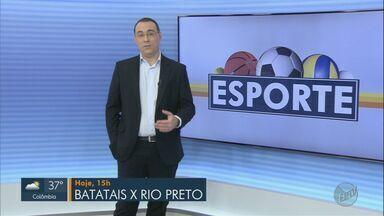 Veja os jogos dos times da região na Série A3 - Batatais e Barretos enfrentam em campo neste sábado (26).