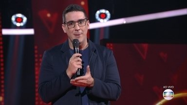 André Marques explica as regras do 'The Voice Kids' - undefined