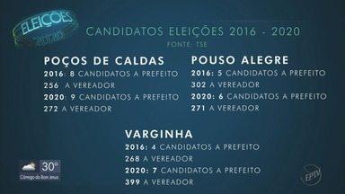 TSE registra recorde de candidatos nas Eleições 2020 - TSE registra recorde de candidatos nas Eleições 2020