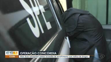 Operação contra o tráfico cumpre mandados em Vitória e Vila Velha - Assista a seguir.
