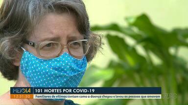 Foz do Iguaçu ultrapassa as 100 morte por Covid-19 - São 7.099 casos da doença na cidade.