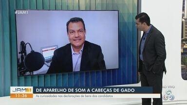 Confira os destaques de política no Amazonas com Fábio Melo - Confira os destaques de política no Amazonas com Fábio Melo.
