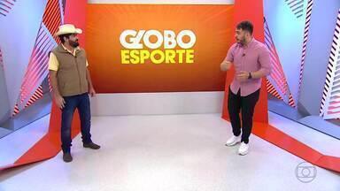 Almadão mostra goleada do Fluminense sobre Coritba e quem mitou na Liga Geézão do Cartola - Almadão apresenta goleada do Fluminense sobre o Coritiba e mostra quem mitou na rodada do Cartola na Liga Geézão 2020
